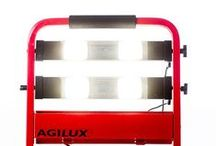 Task. / Agilux is an evolving platform of innovative LED Lighting with robust features designed for the future. If you need more light, it's easy to add. If you need to move it, it's portable, yet durable. But none of it would be any good if it wasn't affordable. So you get high brightness, longevity, a rugged package, and affordability all built into a portable, compact design.