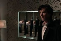 Harlequin Momentum Wallpaper were used in BBC Sherlock Holmes