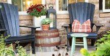 Spring/Summer Porch Designs