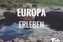 ✈︎ Europa ERLEBEN | ReiseZiele in Europa | ReiseAdrenalin