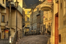 Banská Štiavnica / Banska Stiavnica, Little town in Slovakia, Unesco