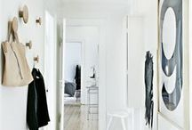 Muuto | Hallway Inspiration / Muuto presents hallway inspiration, compiled from the brand lifestyle pictures and from other sources. Explore the new perspectives on Scandinavian design for solutions for the hallway from the Copenhagen-based brand.