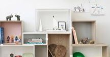 Muuto | Children's Room Inspiration / Muuto presents inspiration for the children's room, compiled from the brand lifestyle pictures and from other sources. Explore the new perspectives on Scandinavian design for solutions for the children's room from the Copenhagen-based brand.