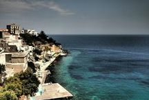 Greece / by 1BB = Bed and Breakfast Accommodation