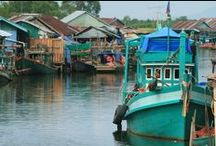 Cambodia / by 1BB = Bed and Breakfast Accommodation