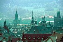 Czech Republic & Slovakia / by 1BB = Bed and Breakfast Accommodation