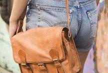 Satchels and handbags