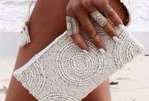 Clutch Bags / Beautifully handcrafted clutch bags to add an edge to your style  :)