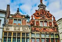 Belgium / by 1BB = Bed and Breakfast Accommodation