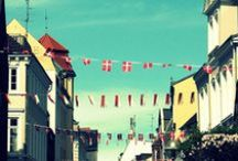 Denmark / by 1BB = Bed and Breakfast Accommodation