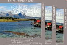 Books, brochures and maps / Books about Kystriksveien.