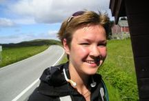 Cycling along Kystriksveien / Kystriksveien - the Coastal route - is great for cycling. Many islands invites you to island hopping.