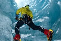 Rock climbing/Ice Climbing