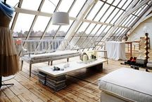 loft, open space