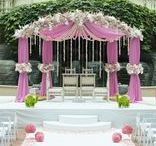 Indian Wedding Mandaps / This is a collection of Mandap Designs