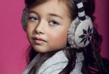 Margarita Drugal /  child model born 2005
