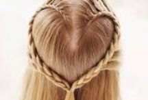 Hair braids for long hair