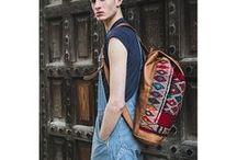 Men's Backpack and Rucksacks