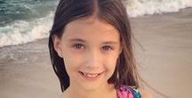 Kristina Pakarina / little russian model