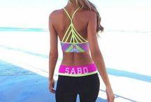 Yoga & Pole wear