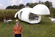mobile home / przenośny dom