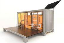 container home / dom w kontenerze