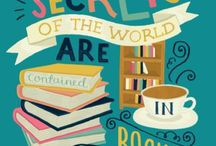 Books/Reading Quotes / I love reading! / by Birdnerd