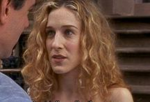 SATC / Sex and the city stills and quotes