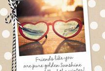 Vriendschap ✌
