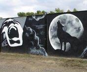 Street Art // Graffiti
