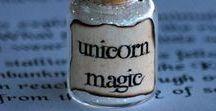 Mythology / Dragons, Mermaids, Unicorns, Fairies,