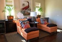 Interior Designs | Linda Woodrum / by Maria Hernandez