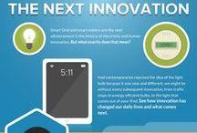 Infographics / Smart Grid tech visualized.