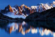 L'hiver en montagne : paysages / MGM Constructeur choisit pour vous des emplacements d'exception dans les Alpes !