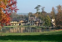 Domaine de Marie-Antoinette à Versailles dit Hameau de la Reine