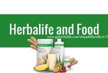 Herbalife and food!