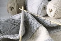 Knitting Techniques / Fantastic knitting tutorials, tips, articles, and step by step instructions for learning knitting.