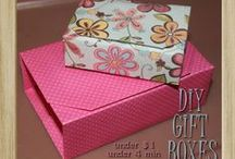Packaging, labels & gift wraping / Packaging ideas, labeling ideas, beautiful gift wraping tutorials