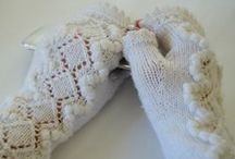 Knitting patterns | Gloves / Free and paid knitting patterns for gloves, fingerless mittens, mittens with fingers, so on and so forth...