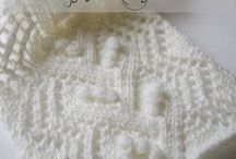 Knitting patterns | Stitches / Beautiful knitting patterns and knitting stitches, new knitting ideas and future knitting projects...