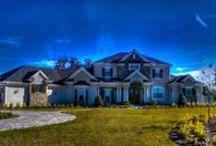 Exteriors / Homes built by Tamlin