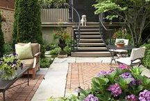 Outdoor Living Ideas / Inspiration for my outdoor areas