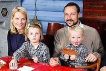 Norwegische Königsfamilie
