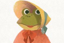Frosch-Karten