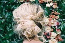 - HAIR STYLE - / Hair wedding coiffure mariage