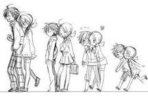 Anime & manga couples >///< / -being uploaded-