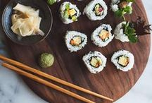 Asian Fusion | Sushi / Sushi, Dumplings, Asian Cuisine and more.