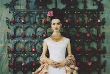 - WEDDING KAHLO - / wedding inspiration Frida Kahlo mariage