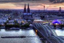 Köln at its best! / Viva Colonia und Kölle Alaaf! Die schönsten Ecken und Kanten von Köln - Weil wir Köln lieben :) // It's all about Cologne.  #Köln