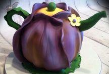 Teepott-Cake